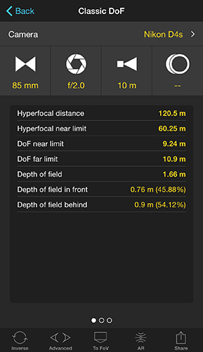 Depth of Field: The Definitive Photography Guide | PhotoPills