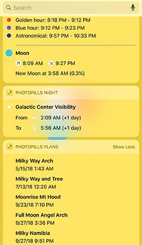 Photopills User Guide Photopills