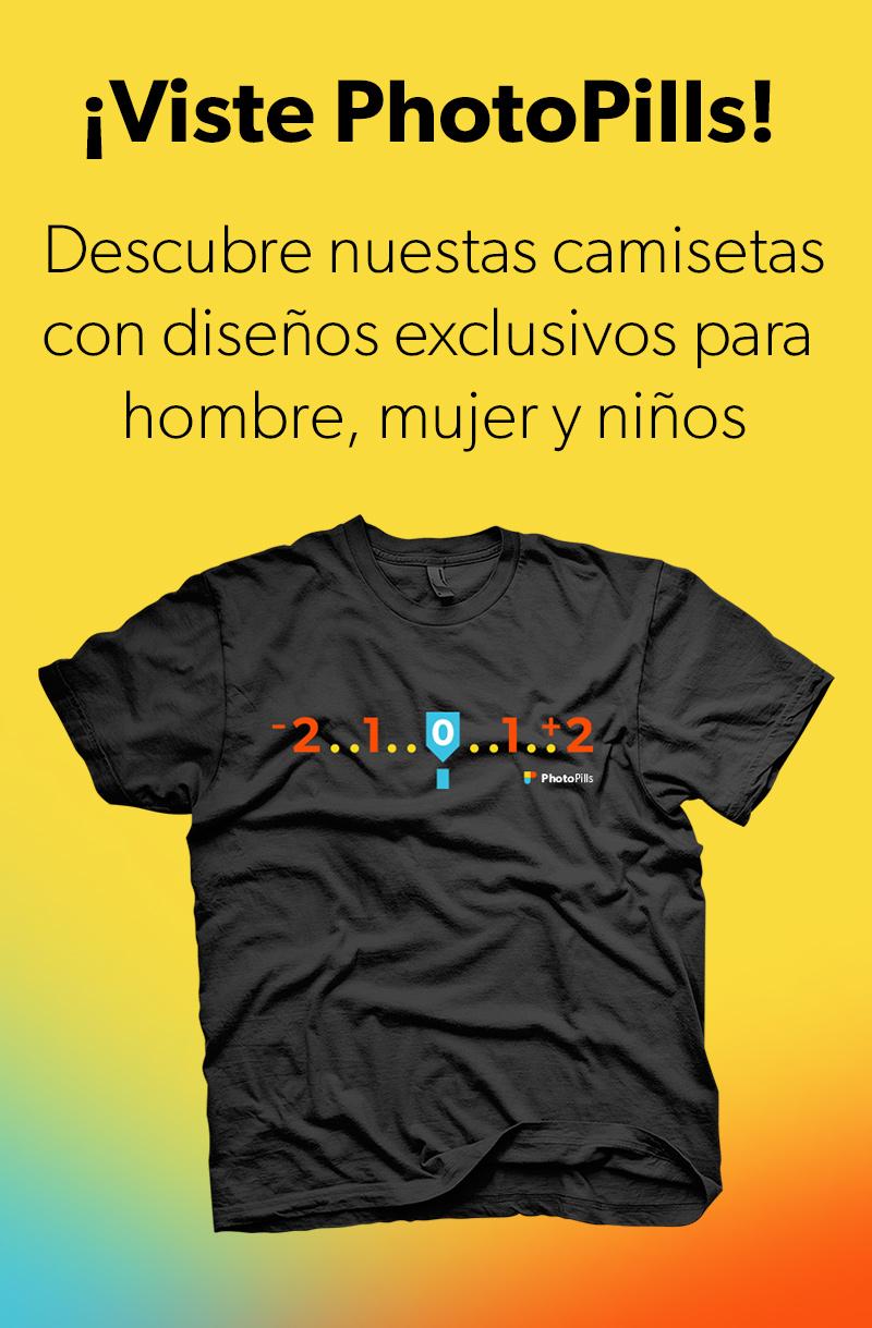 Descubre nuestas camisetas con diseños exclusivos para hombre, mujer y niños