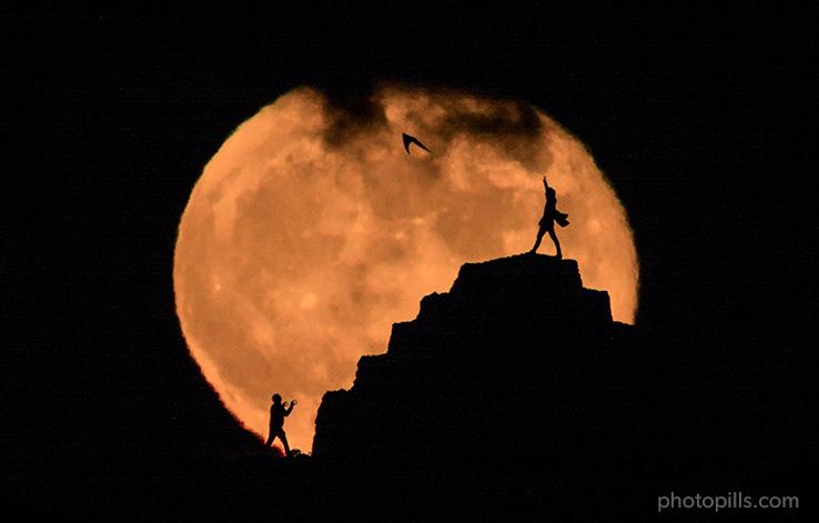 7 Trucos para que la próxima Superluna brille en tus fotos | PhotoPills